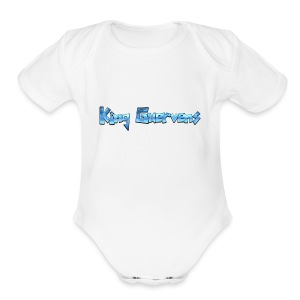 The Perfect Edition - Short Sleeve Baby Bodysuit