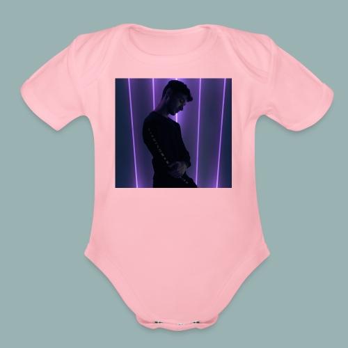 Europian - Organic Short Sleeve Baby Bodysuit