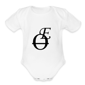 Ordinary/Extravagance - Short Sleeve Baby Bodysuit