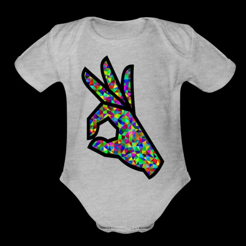 Nobody is Safe - Organic Short Sleeve Baby Bodysuit