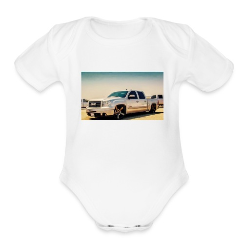 IMG_0373 - Organic Short Sleeve Baby Bodysuit