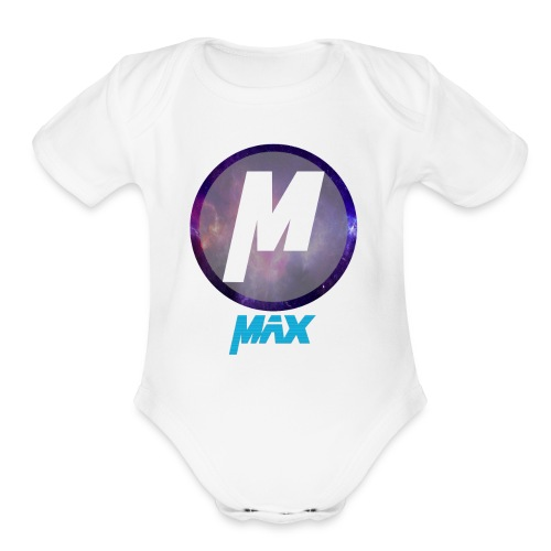Awesome M v2 - Organic Short Sleeve Baby Bodysuit