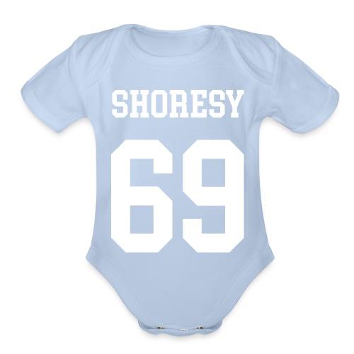 letterkenny 07 - Organic Short Sleeve Baby Bodysuit