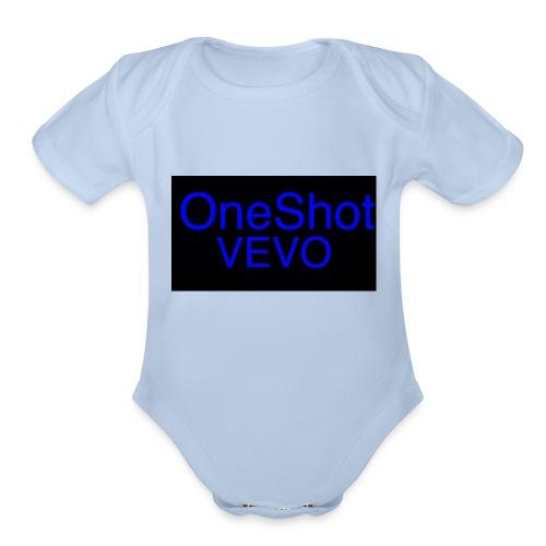 OSVEVO Merch - Organic Short Sleeve Baby Bodysuit