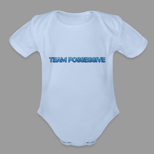 The Possessive Broadcast - Organic Short Sleeve Baby Bodysuit