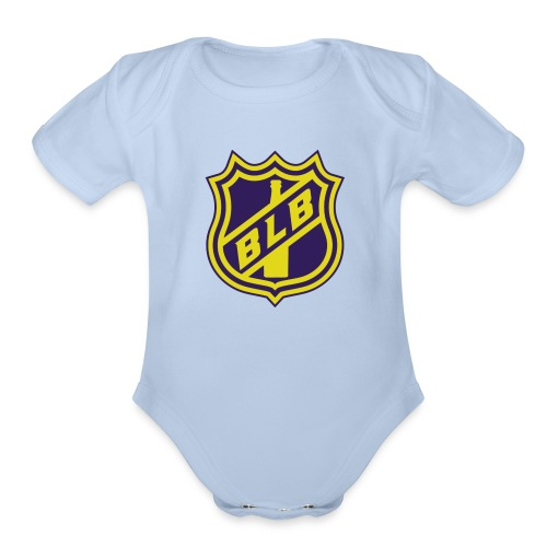 Beer League Beauty Classic T - Organic Short Sleeve Baby Bodysuit