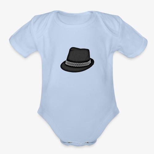 Bam FIlmz Logo - Organic Short Sleeve Baby Bodysuit