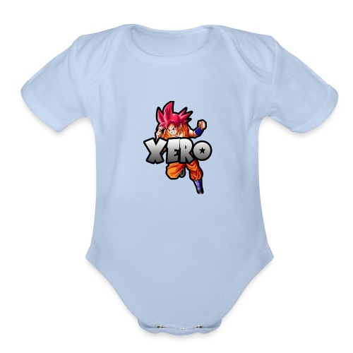 Xero - Organic Short Sleeve Baby Bodysuit