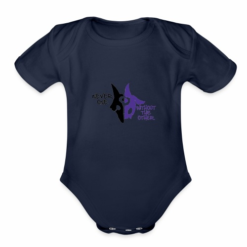 Kindred's design - Organic Short Sleeve Baby Bodysuit