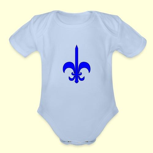 Adventurers' Guild Logo - Organic Short Sleeve Baby Bodysuit