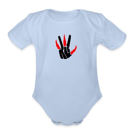 Kawhi Leonard - Organic Short Sleeve Baby Bodysuit
