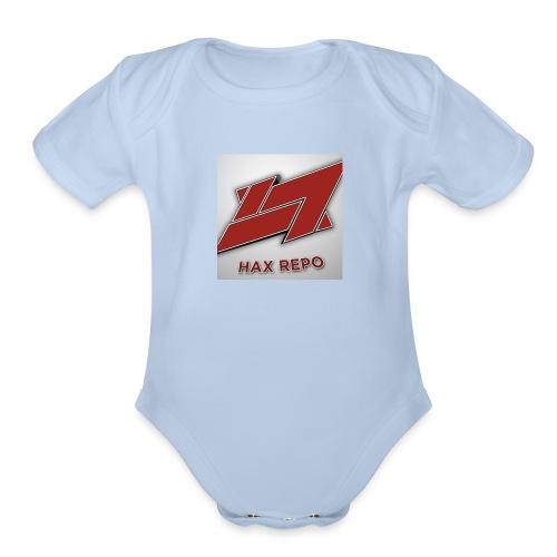 -8A64EFB9634F7332F6FB73085F72D6A399CBC81FB5C50A03C - Organic Short Sleeve Baby Bodysuit