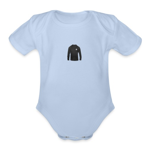 Loufoque Long Sleeve - Organic Short Sleeve Baby Bodysuit