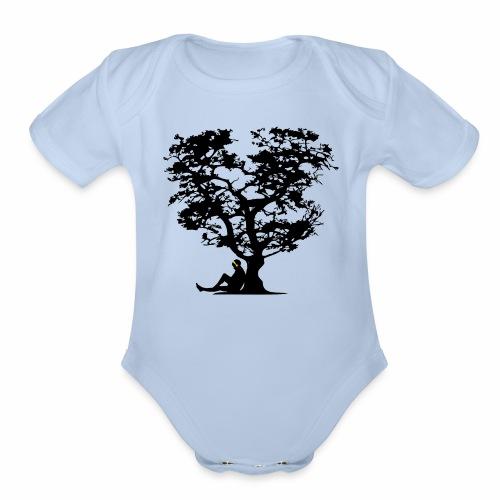 wotc - Organic Short Sleeve Baby Bodysuit