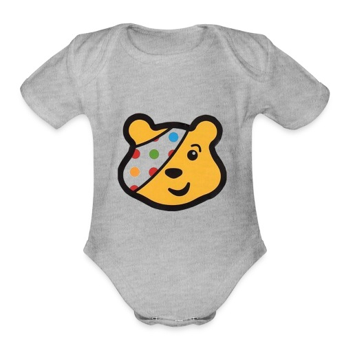 adults Children in need t shirt 2018 women men - Organic Short Sleeve Baby Bodysuit
