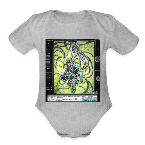 exile tracklist - Organic Short Sleeve Baby Bodysuit