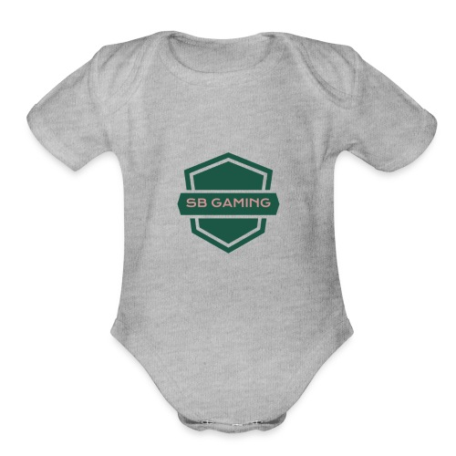 New And Improved Merchandise! - Organic Short Sleeve Baby Bodysuit