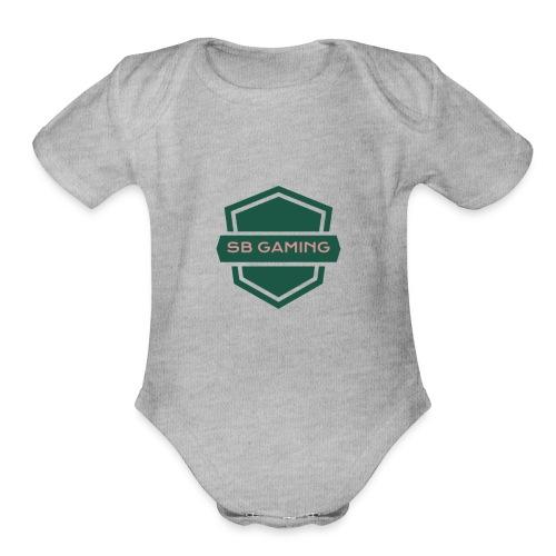New And Improved Merchandise! - Organic Short Sleeve Baby Bodysuit
