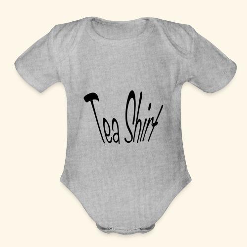 EBA66FA8 EC27 44D7 99B5 43F62F68687B - Organic Short Sleeve Baby Bodysuit