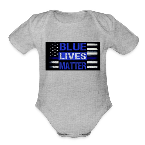 blue-lives-matter-membership-1-1024x538 - Organic Short Sleeve Baby Bodysuit