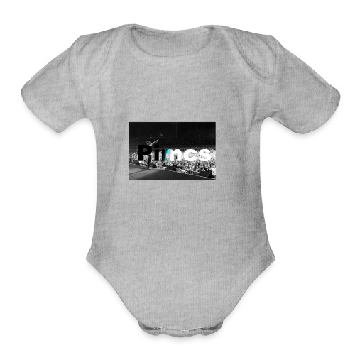 Pimcsredbul - Organic Short Sleeve Baby Bodysuit