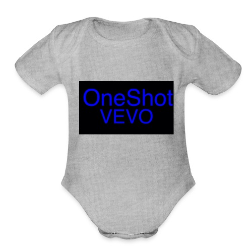 OSVEVO Merch - Organic Short Sleeve Baby Bodysuit