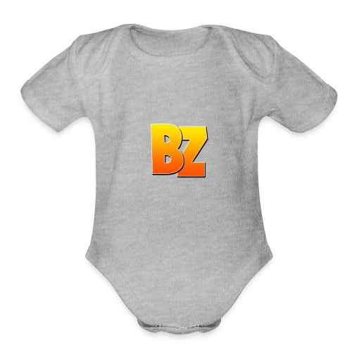 BeaTz Zaas clothing - Organic Short Sleeve Baby Bodysuit