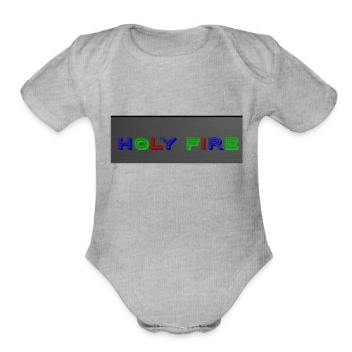 IMG_0036 - Organic Short Sleeve Baby Bodysuit