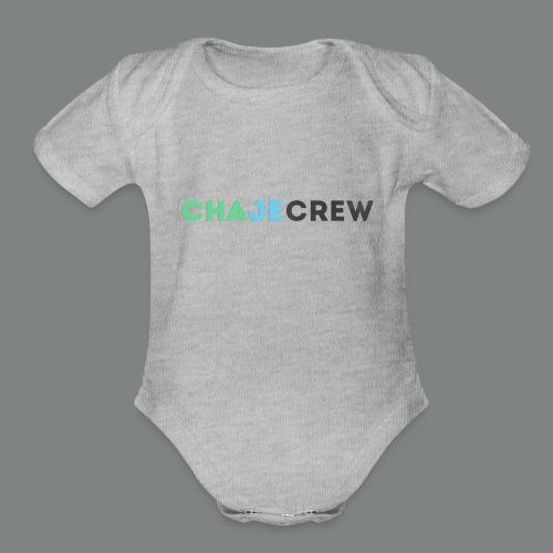 Chajecrew Shirt - Organic Short Sleeve Baby Bodysuit
