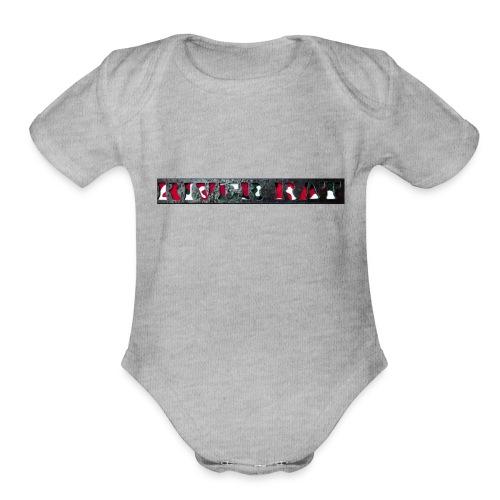 OG River Rat - Organic Short Sleeve Baby Bodysuit
