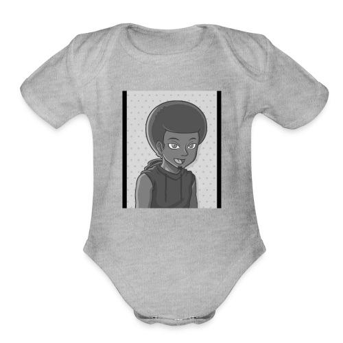 Micah Merchandise - Organic Short Sleeve Baby Bodysuit