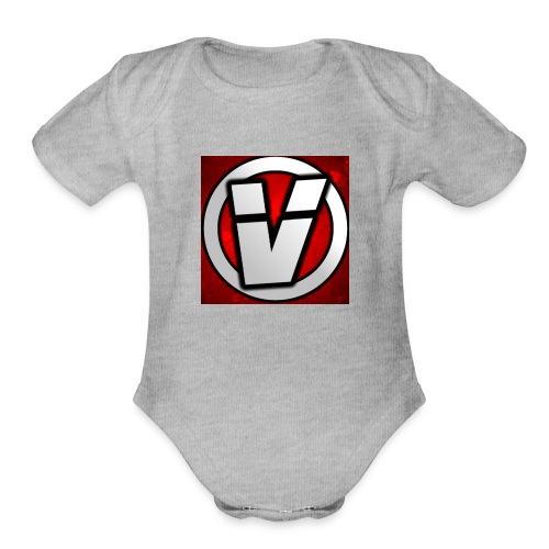 ItsVivid Merchandise - Organic Short Sleeve Baby Bodysuit