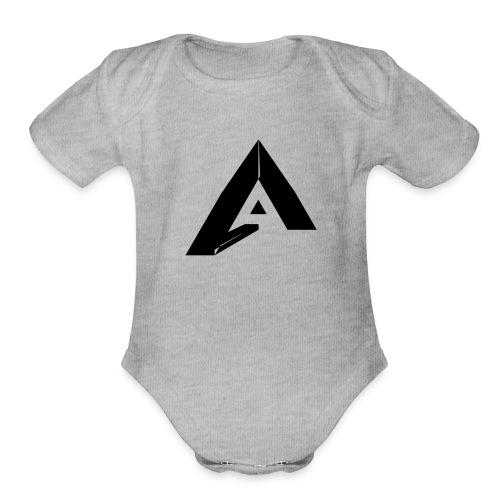 Additup - Organic Short Sleeve Baby Bodysuit