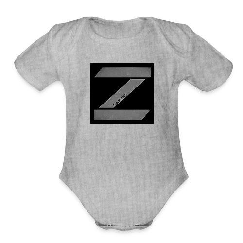 zoniczhd - Organic Short Sleeve Baby Bodysuit