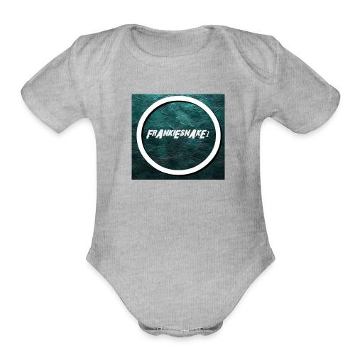Normal shirt - Organic Short Sleeve Baby Bodysuit