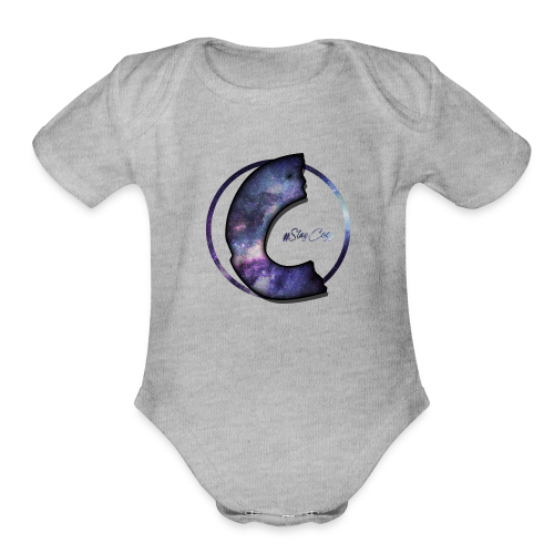 Cozy's Clothing Line - Organic Short Sleeve Baby Bodysuit