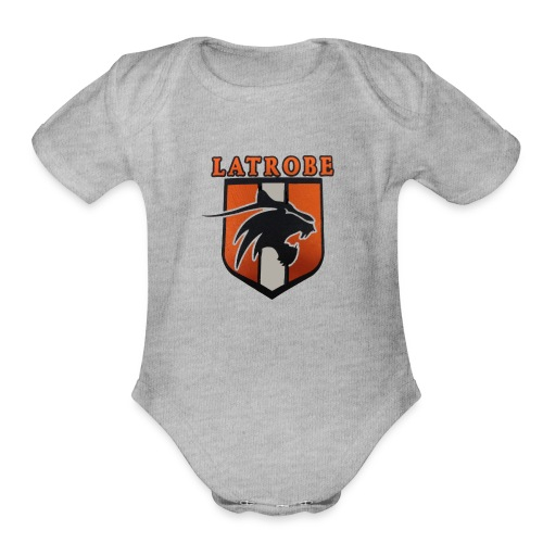 GLBSCtransp - Organic Short Sleeve Baby Bodysuit