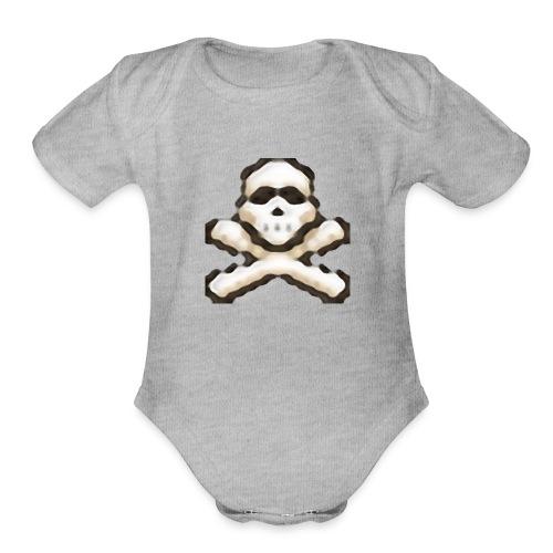 Wildy Shirt - Organic Short Sleeve Baby Bodysuit