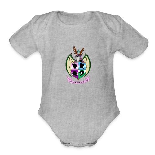Storybook Archive Mug - Organic Short Sleeve Baby Bodysuit