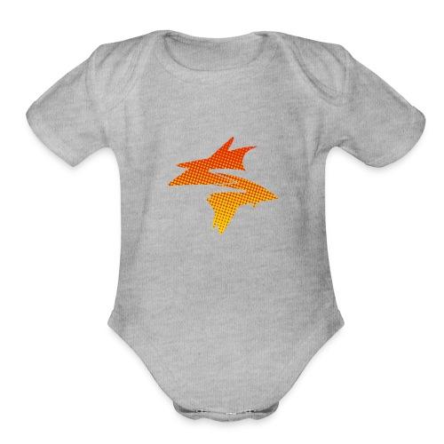 Strawhax-Mug - Organic Short Sleeve Baby Bodysuit