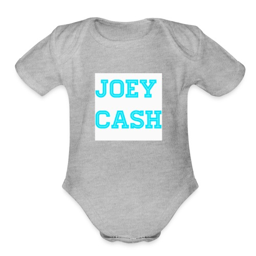 IMG_0473 - Organic Short Sleeve Baby Bodysuit