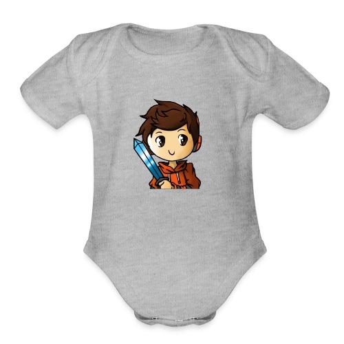 Variant Avatar - Organic Short Sleeve Baby Bodysuit