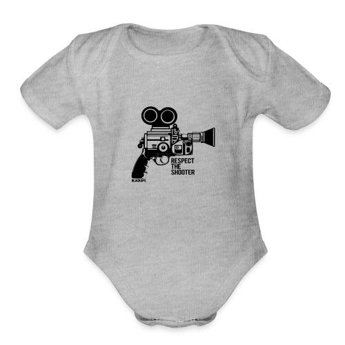 RTS - Organic Short Sleeve Baby Bodysuit
