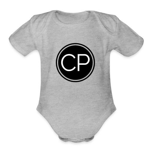 Coastal Photography - Organic Short Sleeve Baby Bodysuit