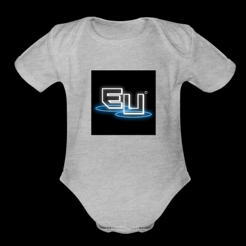 Ethereal Universe - Organic Short Sleeve Baby Bodysuit