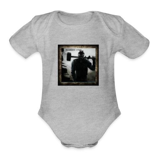 limenet adishen update coming soon - Organic Short Sleeve Baby Bodysuit