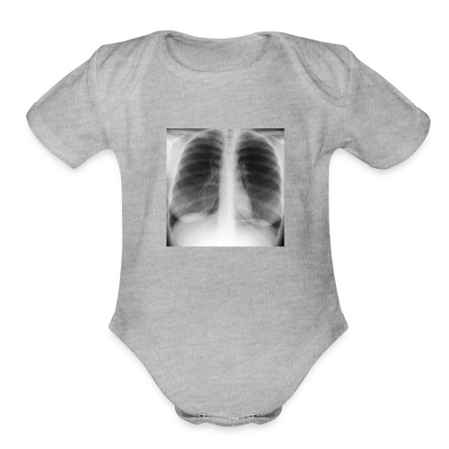 images1 - Organic Short Sleeve Baby Bodysuit
