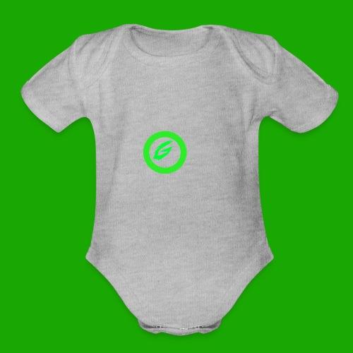 Gmaze hoodies - Organic Short Sleeve Baby Bodysuit