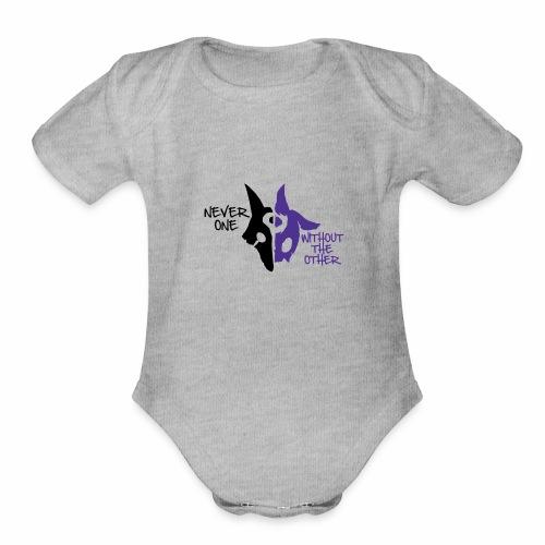 Kindred's design - Organic Short Sleeve Baby Bodysuit