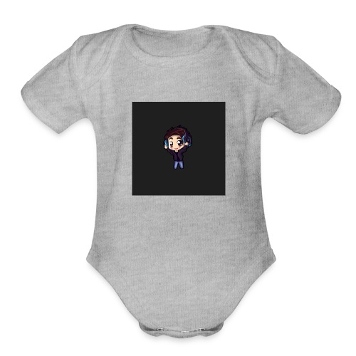 apple phone cases - Organic Short Sleeve Baby Bodysuit